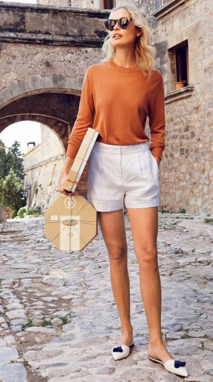 Street style for the summer Porto Fino