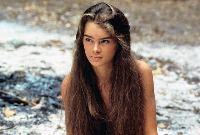 Brooke Shields as Emmeline in The Blue Lagoon