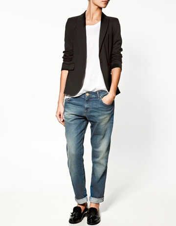 Zara has some awesome androgynous looks going on right now.
