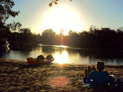 Kayak Tour Gold Coast