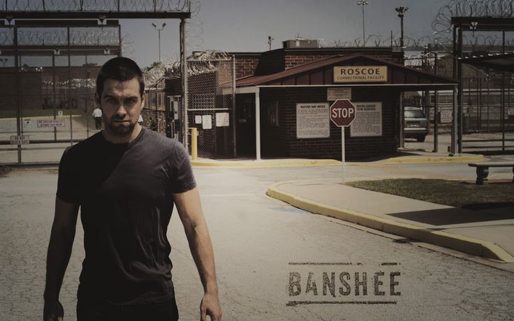 Best TV series 2013:  Top 3. BANSHEE