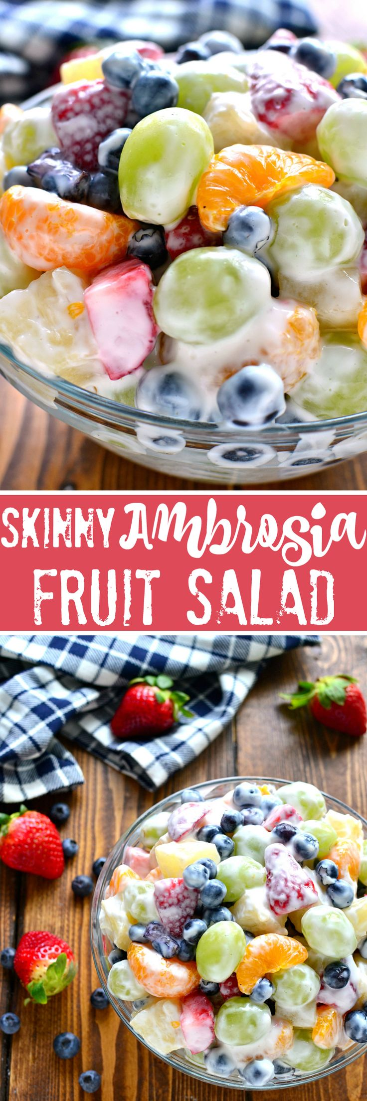 Easy fruit salad recipes with marshmallows