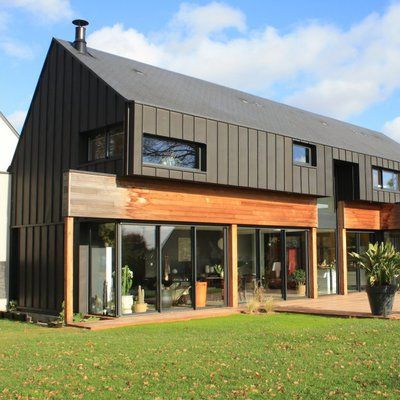 Une maison bon marché mais de qualité