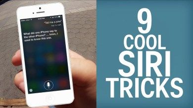 9 Funny Things To Ask Siri On iOS