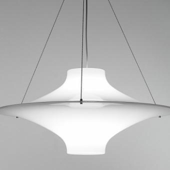 Lokki lamp by Yki Nummi.