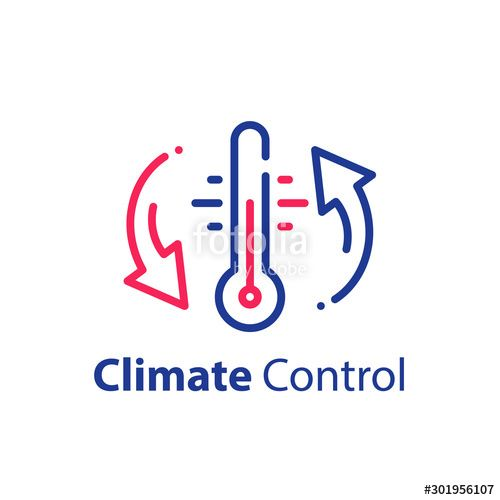 Climate Control System Change Temperature Air Conditioning