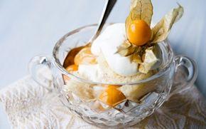 Sitruunainen trifle / Lemon trifle