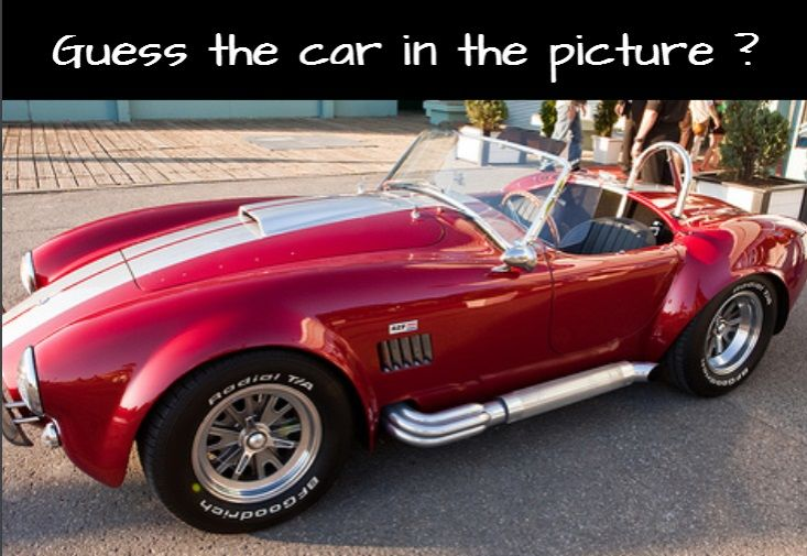 Guess the car in the picture? it's one of the beautiful #vintage/#classic car. #quiz