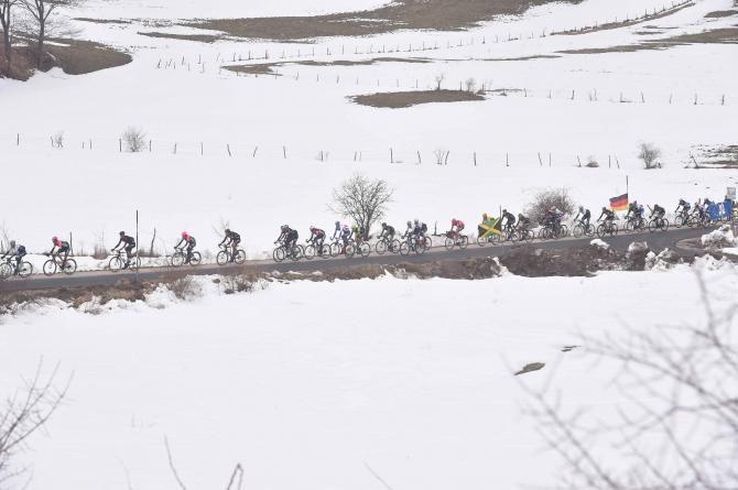 Tirreno-Adriatico: Quintana wins stage 5 in Terminillo