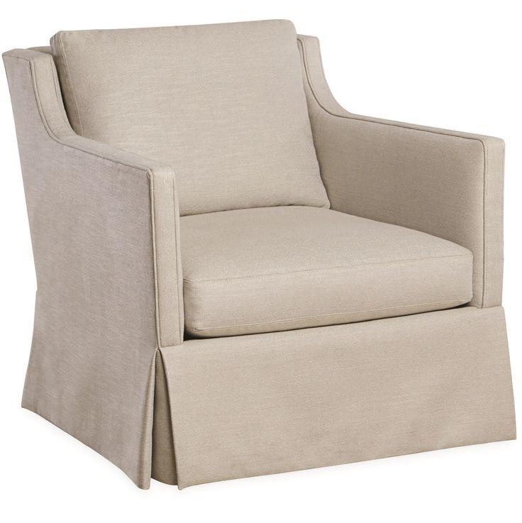 LEE Swivel Club Chair | Cabana Home