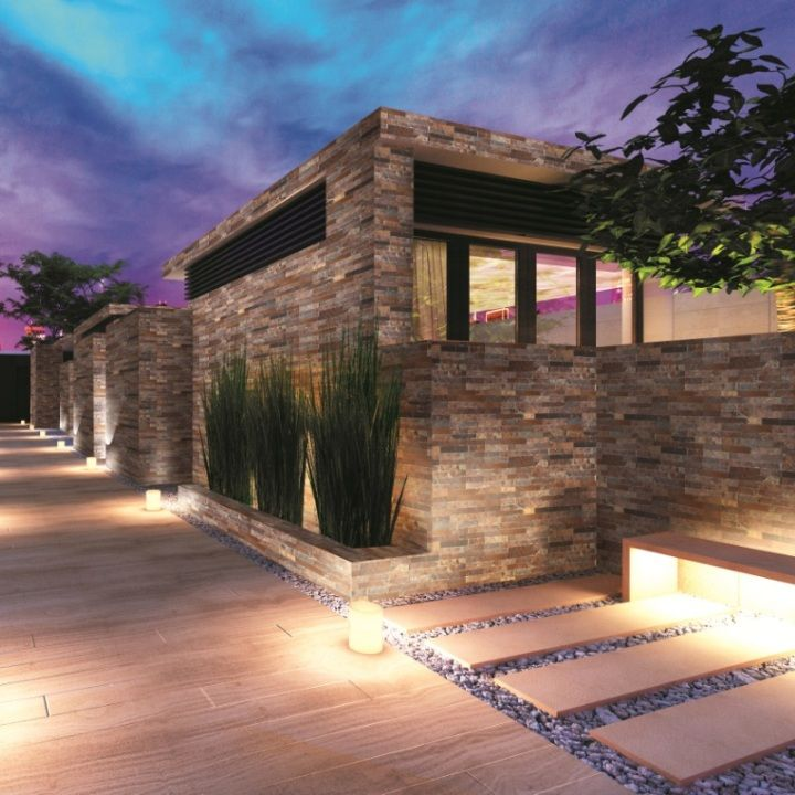 Best 20 exterior wall tiles ideas on pinterest for Feature wall exterior