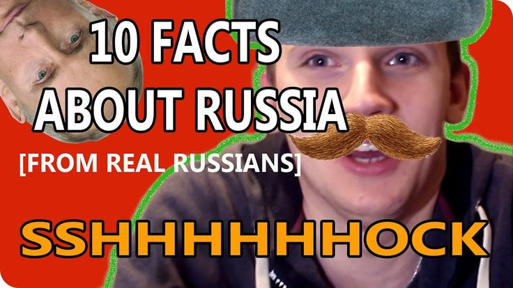 10 REAL FACTS ABOUT RUSSIA [Barrel, Alaska price, McDonald's] from nativ...