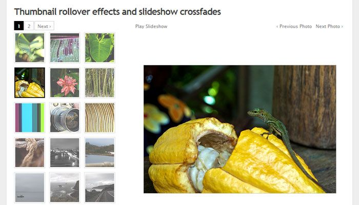 Best jQuery Image and Content Sliders Plugins