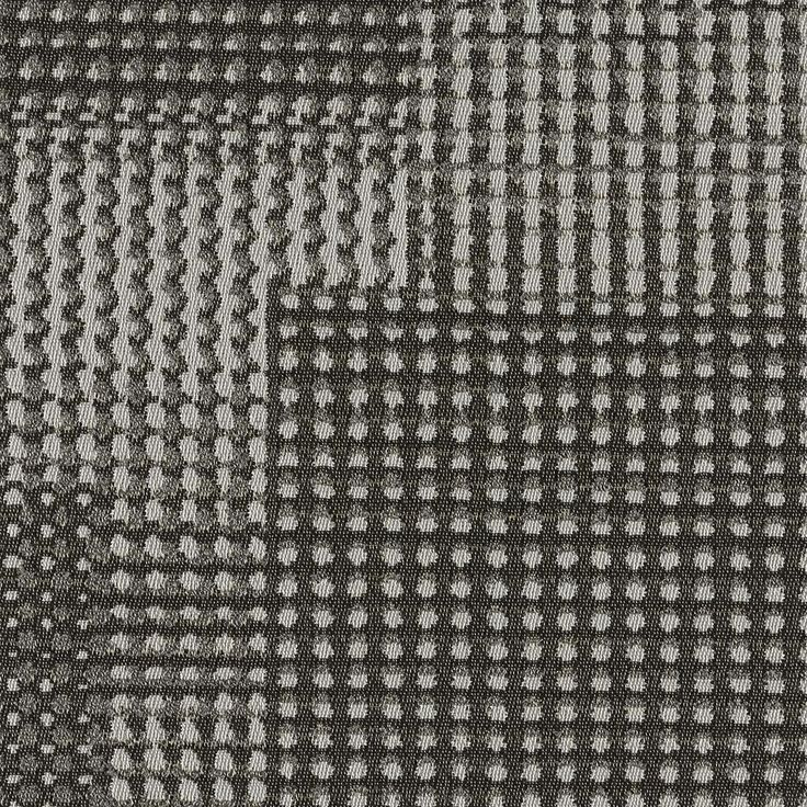 Point to Point - Embedded | Inspired by analog processes, Point to Point reflects the unexpected imperfections introduced by mechanical and hand processes that counteract the overwhelmingly digital nature of the modern world. Starting with digitally pixelated images, we emulate an analog process through layering. This creates a subtle large-scale geometric made up of various small-scale dot patterns, suitable for collaborative and lounge seating as well as smaller task chairs.