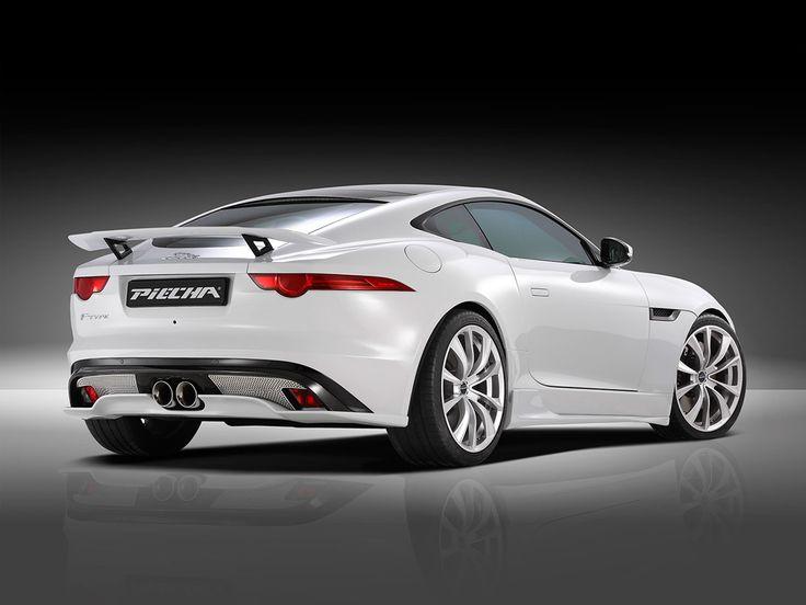 Piecha Design #Jaguar F Type Coupe EVOLUTION