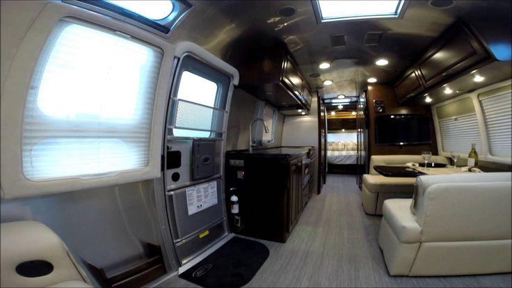 Walk-Through 2015 Airstream Classic 30J Travel Trailer For Sale Movie