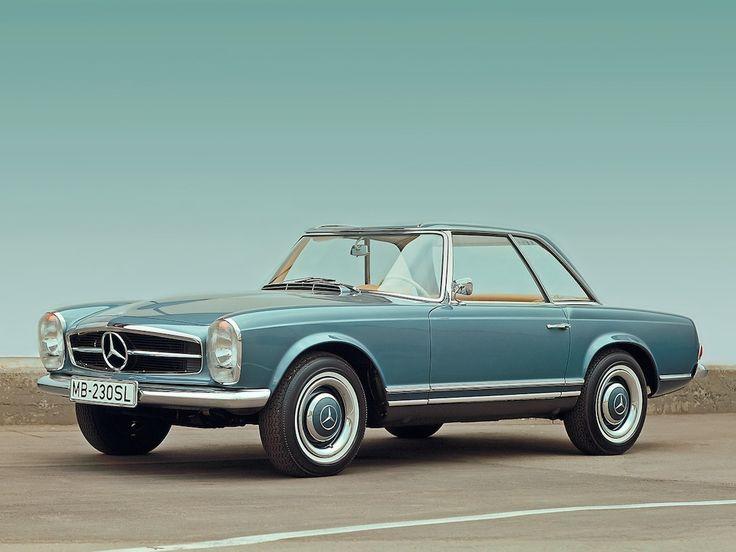 Mercedes Benz 230 SL Pagode, 1963 - Foto                                                                                                                                                                                 Mehr