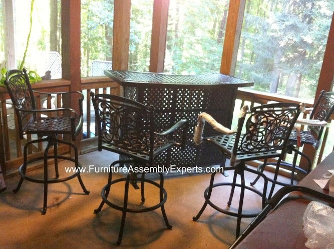 Sams Club Patio Dining Set Assembled In Rockville Md By Furniture Assembly  Experts Llc   Call 2407052263