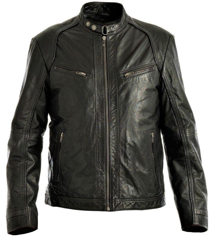 Kalay Mens Leather Jacket