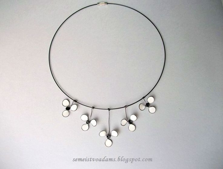 wire flower necklace with nail polish gallery 2 pdf guide pdf guide view gallery 1