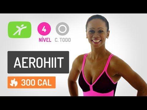 Aerohiit Insano - Emagrecer e Entrar em Forma para o Verão! - YouTube