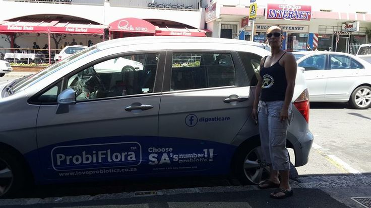 Another one of Probiflora's happy Brand ambassadors!
