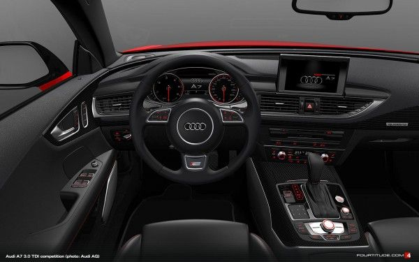 Audi A7 3.0 TDI competition: 25 Years of Audi TDI Tech - Fourtitude.com