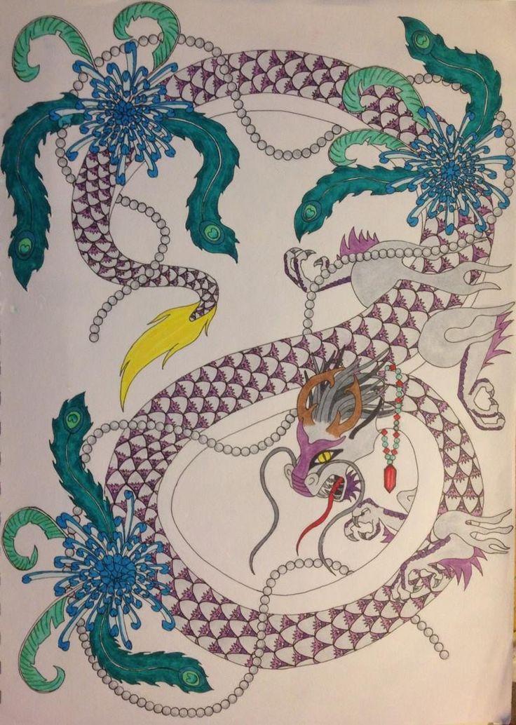 Lace Dragon