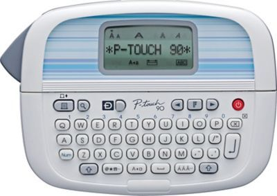 Shop Staples® for Brother® P-touch® PT-90 Personal Label Maker. Enjoy everyday low prices and get everything you need for a home office or business. Get free shipping on orders of $49.99 or greater. Enjoy up to 5% back when you become a rewar