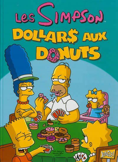 Les Simpson. Dollar aux Donuts.