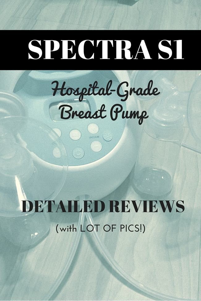 Spectra S1 breast pump reviews detailed