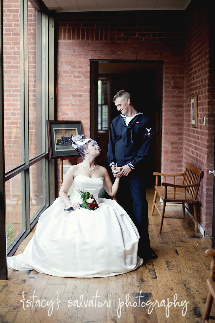 Timeless.  #wedding, #sailor, #bride