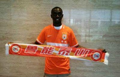 transfer live: Официјално: Papis Cissе го засили Шандонг !   Кине...