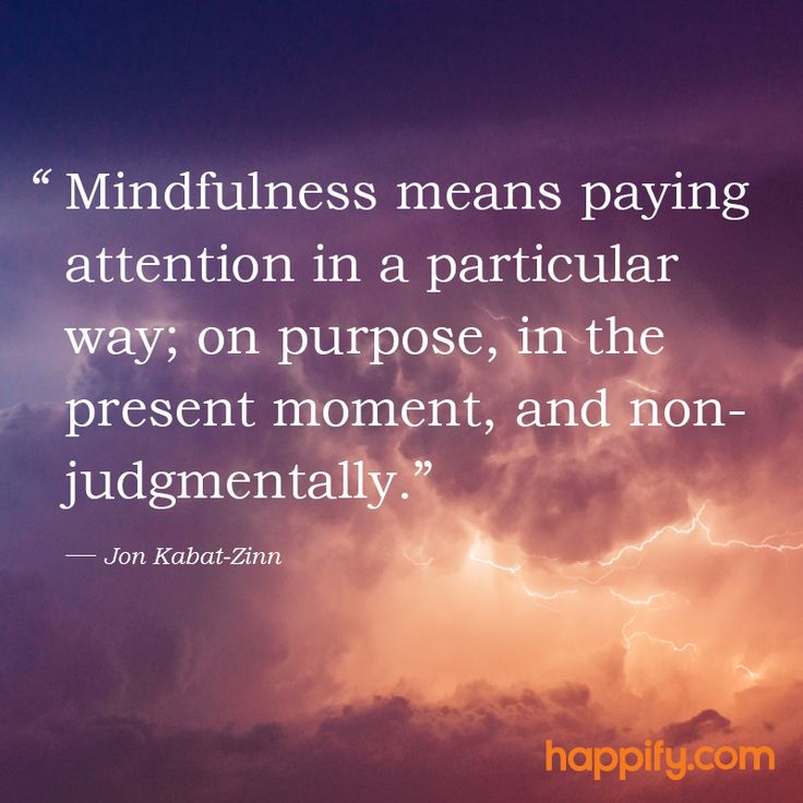 This is the Essence of Mindfulness - Jon Kabat-Zinn - Happify Daily