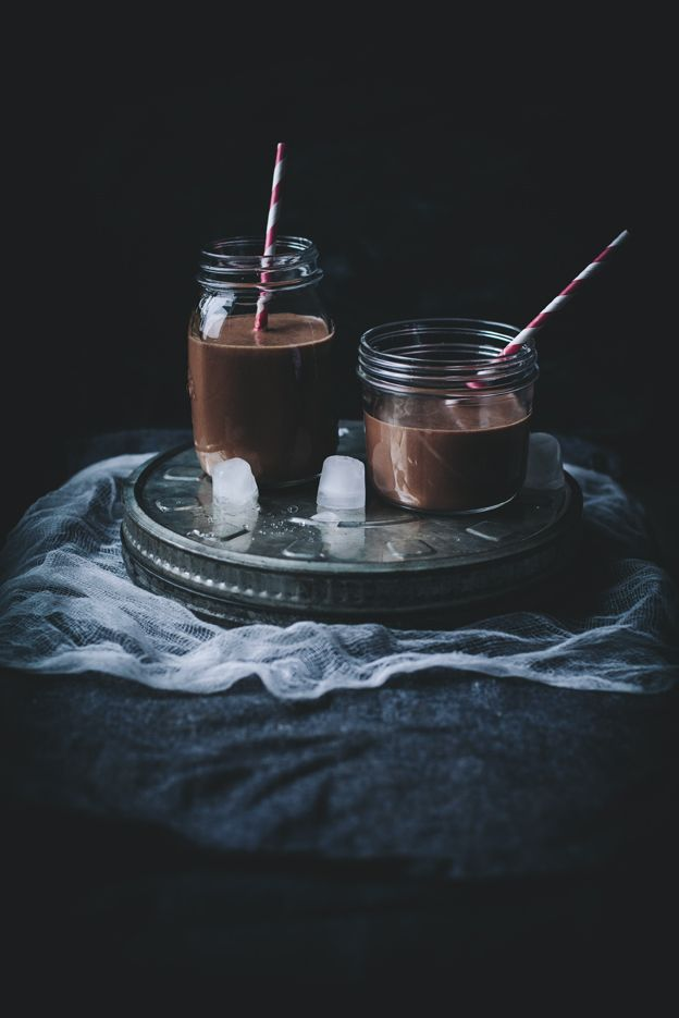 Chocolate smoothie | Linda Lomelino | Amelia bloggar
