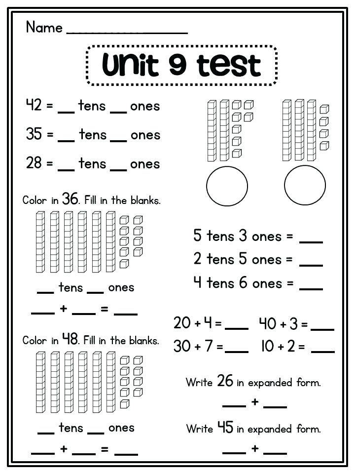 21 Place Value Worksheets Grade 2 Place Value Expanded Form Worksheets In 2020 1st Grade Math Worksheets 2nd Grade Math Worksheets Place Value Worksheets