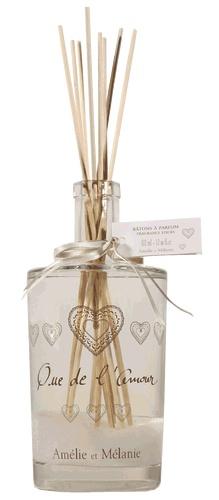 Bâtons à parfum  Diffuseur idéal pour parfumer la maison en toute tranquillité !