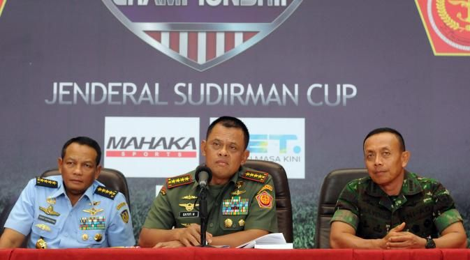 Piala Jenderal Sudirman: Tim Peserta dan Pembagian Grup