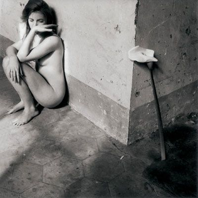 francesca woodman. most wonderful show at the guggenheim new york right now