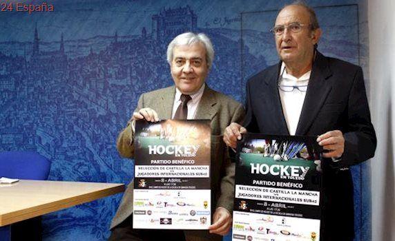 Jugadores históricos de hockey hierba se darán cita este sábado en un partido benéfico en Toledo
