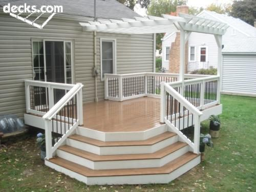 17 Best Images About Deck Stairs Ideas On Pinterest Deck