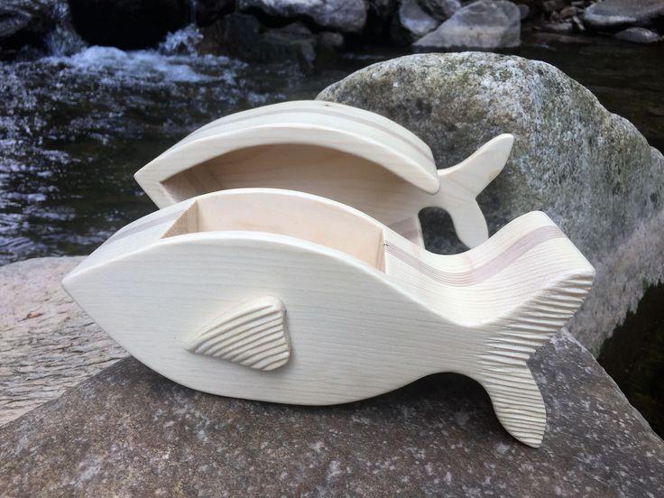 gift for man, bandsaw box, trinket box
