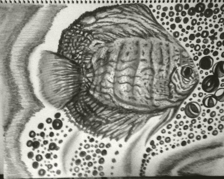 My personal drawing, Barbara Scott