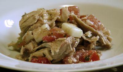 Chicken Salad Dish With A Probiotic Benefit – Ashley Campagnola