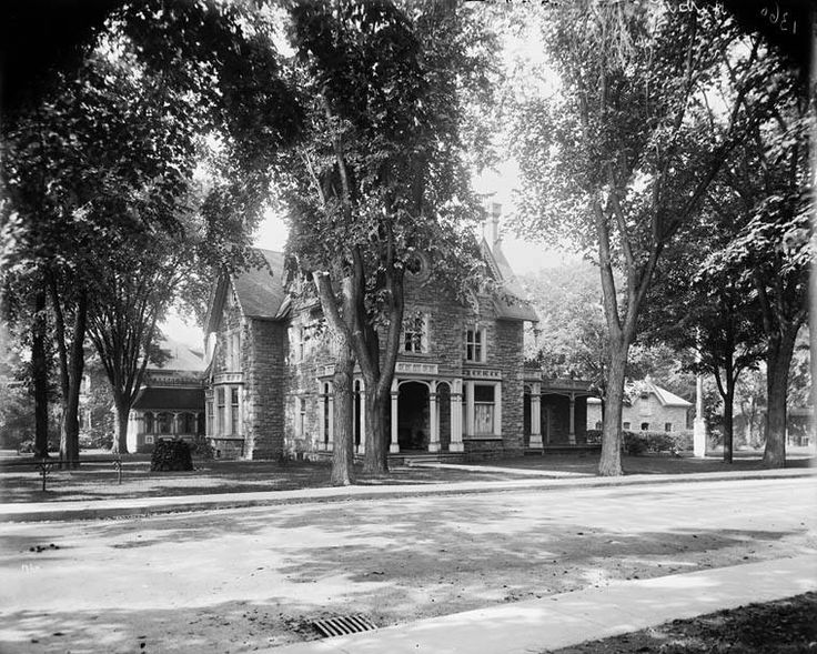 he Sandy Hill House of prominent Ottawa businessman Henry Newell Bate (1828-1917), known as Trennick House, and located at 216 Chapel, although I understand the grounds took up the whole block. Bate was known as the Grocer King, having a wholesale warehouse where the NAC is now, and three other commercial food outlets. He was also first Chairman of the Ottawa Improvement Commission, responsible for creating the Driveway system, among other things.
