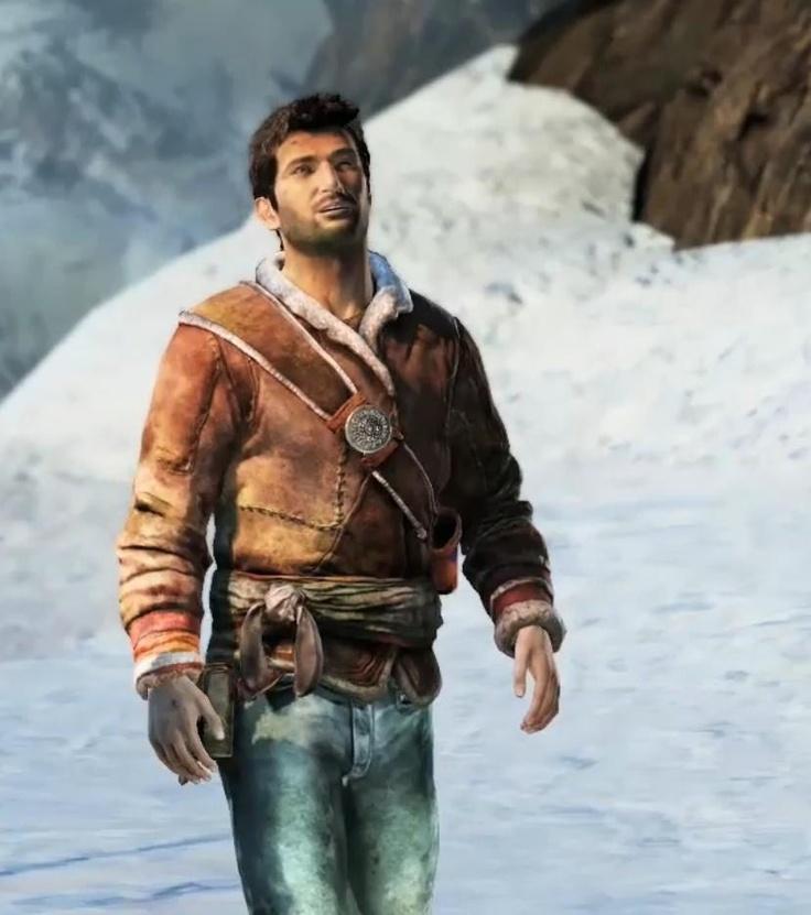 Nathan drake -- Adventure fashion