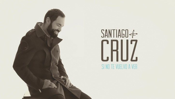 Si No Te Vuelvo a Ver (Cover Audio) por Santiago Cruz está en #Vevo, miralo ya! http://vevo.ly/qsFaxp
