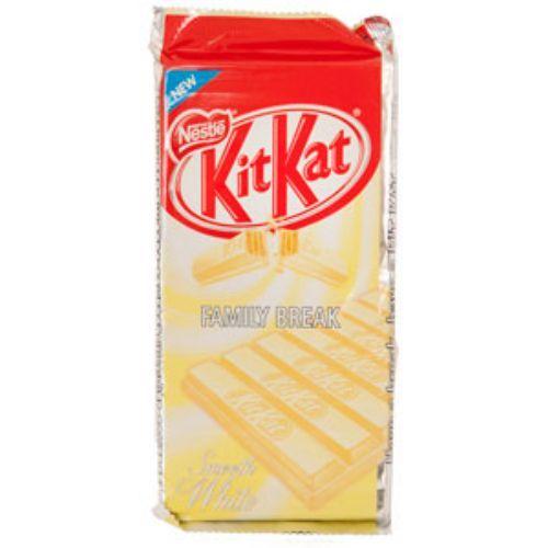 Nestle KitKat Family Break Smooth White