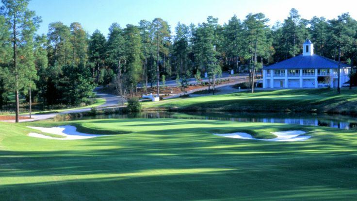 No. 7 · Pinehurst Resort #Golf