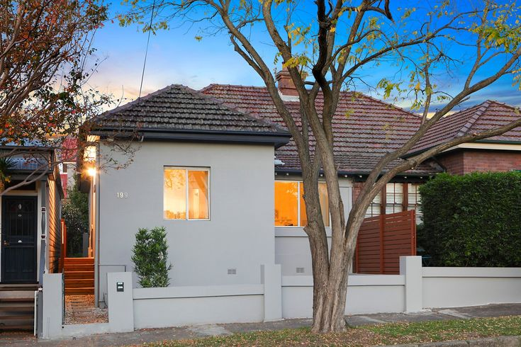 Large wide-fronted semi, sunny level garden, 199 Flood Street, Leichhardt, Pilcher Residential